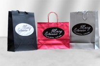 Shopper personalizzati in carta